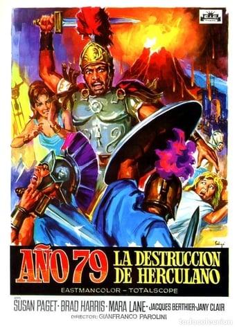 Poster of Anno 79: La distruzione di Ercolano