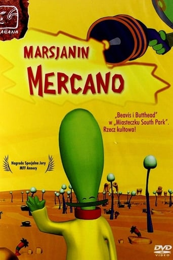 Poster of Mercano the Martian