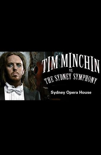 Poster of Tim Minchin: Vs The Sydney Symphony Orchestra
