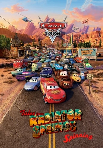 Poster of Cars Toons: Tales from Radiator Springs - Spinning