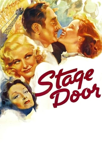 Poster of Stage Door