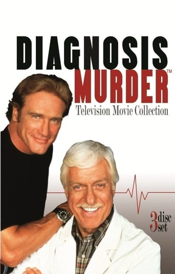Poster of Diagnosis Murder: Town Without Pity