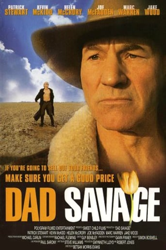 Poster of Dad Savage