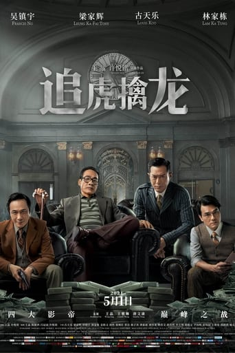 Poster of Once Upon a Time in Hong Kong