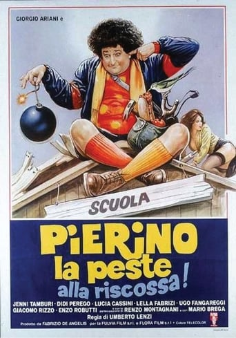 Poster of Pierino the Pest to the Rescue