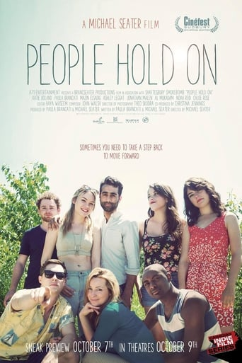 Poster of People Hold On