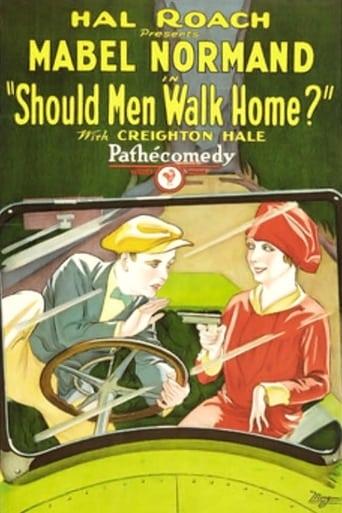 Poster of Should Men Walk Home?