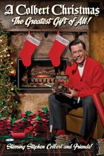 Poster of A Colbert Christmas: The Greatest Gift of All!