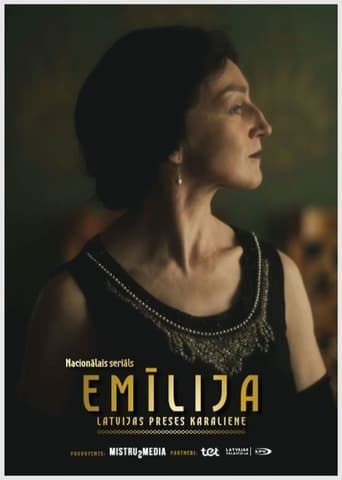 Poster of Emily. Queeen of Press