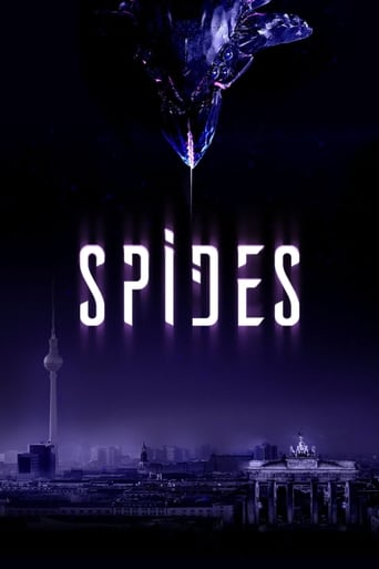 Poster of Spides