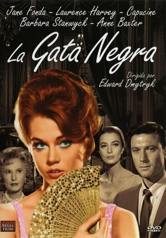 Poster of La gata negra