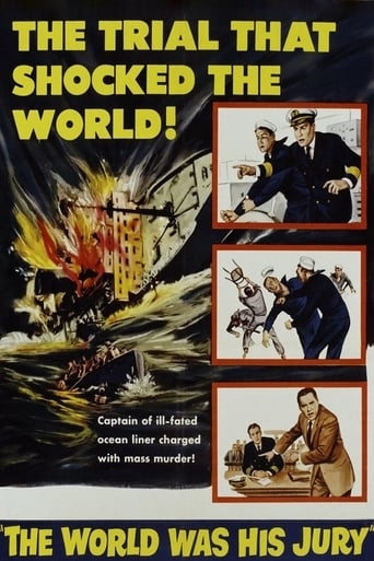 Poster of The World Was His Jury