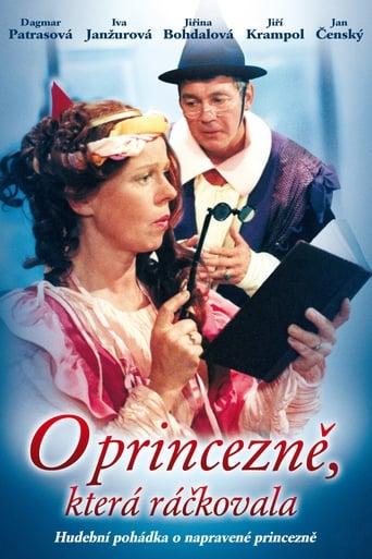 Poster of O princezně, která ráčkovala
