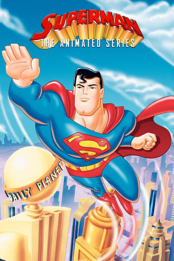 Poster of Superman: The Animated Series