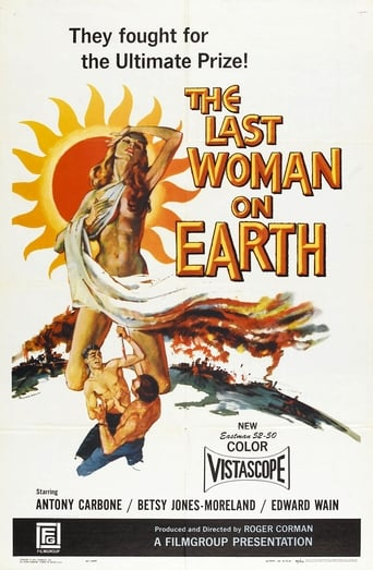 Poster of Last Woman on Earth