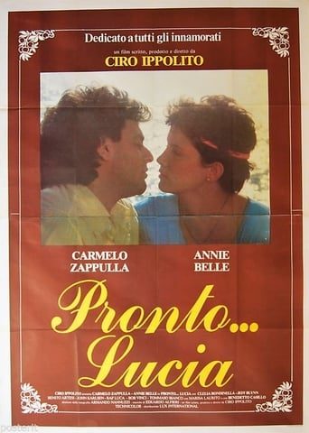 Poster of Pronto... Lucia