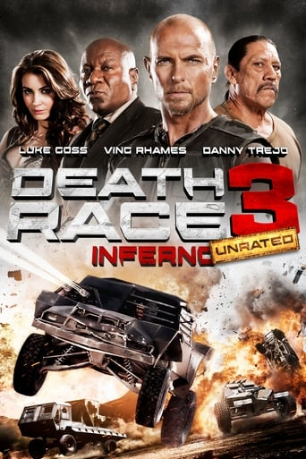 Poster of Death Race: Inferno