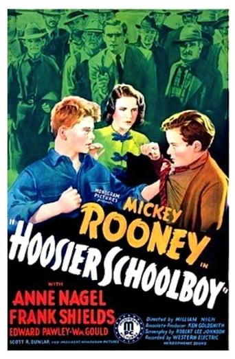 Poster of Hoosier Schoolboy