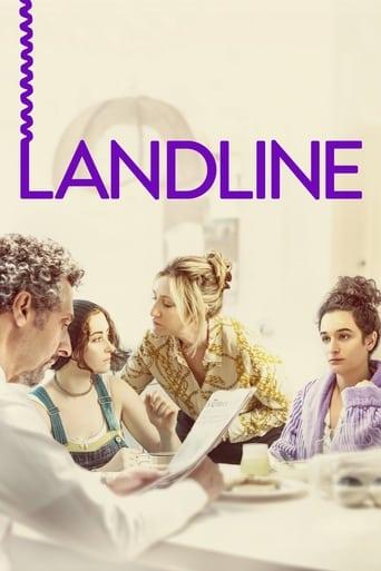 Poster of Landline