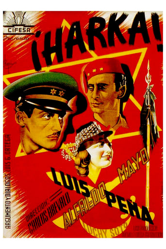 Poster of ¡Harka!