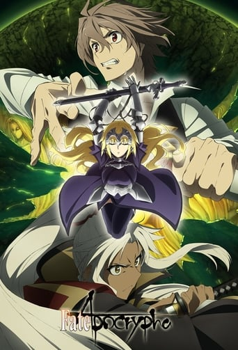 Poster of FateApocrypha