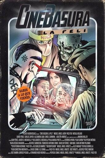 Poster of CineBasura: la peli