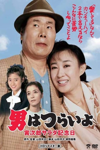 Poster of Tora-san's Salad-Day Memorial
