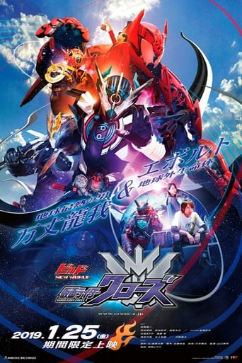 Kamen Rider Build NEW WORLD: Kamen Rider Cross-Z poster