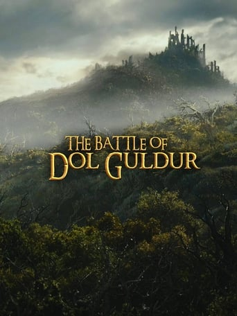 The Battle of Dol Guldur poster