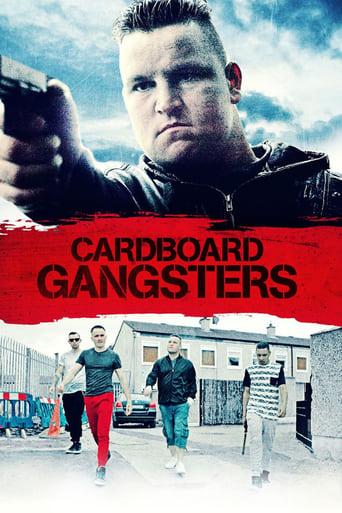 Poster of Cardboard Gangsters