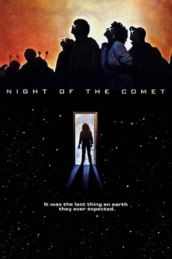 Poster of Night of the Comet