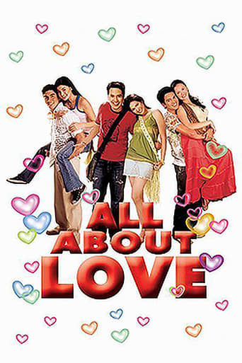 Poster of All About Love