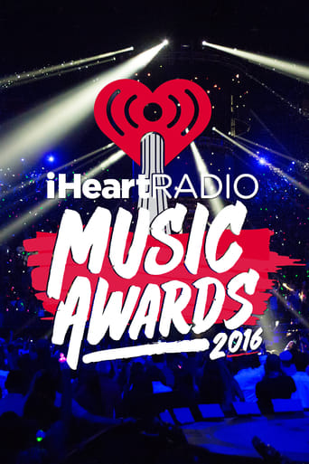 Poster of iHeartRadio Music Awards 2016