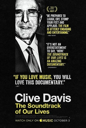 Poster of Clive Davis: The Soundtrack of Our Lives