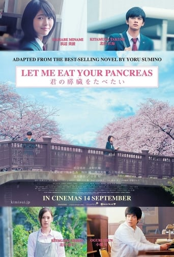 Poster of Let Me Eat Your Pancreas