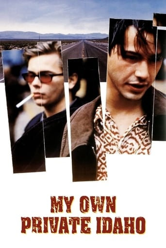 Poster of My Own Private Idaho