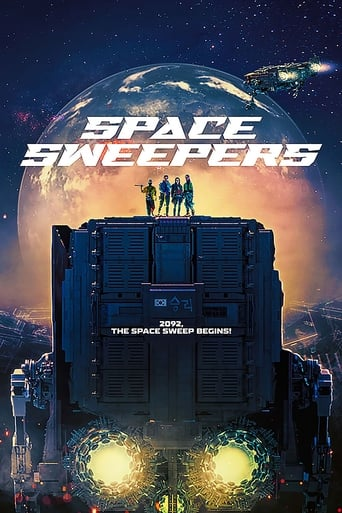 승리호<small> (Space Sweepers)</small> Poster