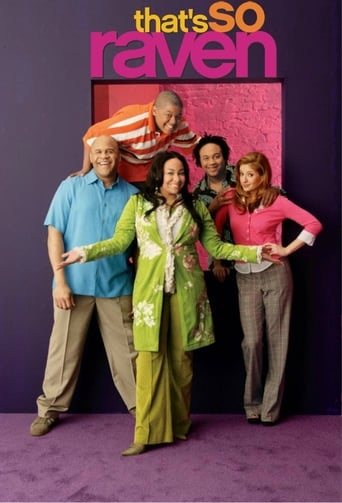 Poster of That's So Raven