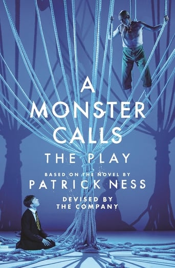 Poster of A Monster Calls