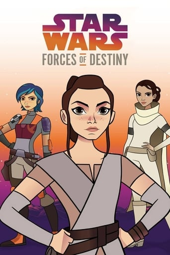 Poster of Star Wars: Forces of Destiny