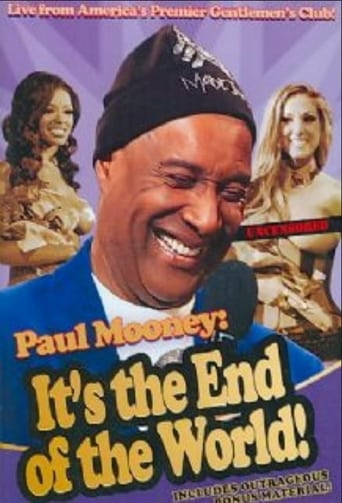Poster of Paul Mooney: It's the End of the World