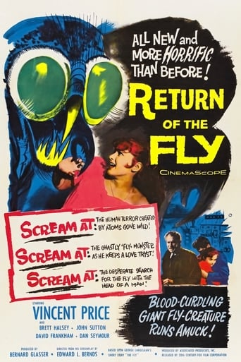 Poster of Return of the Fly
