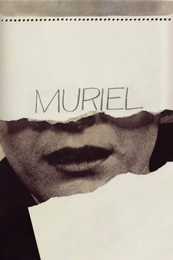 Poster of Muriel, or the Time of Return