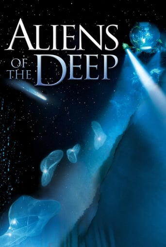 Poster of Aliens of the Deep