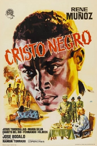 Poster of Cristo Negro