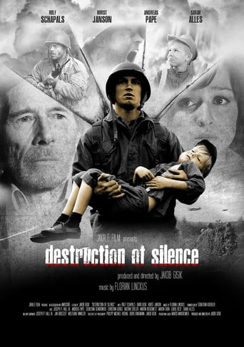 Poster of Destruction of Silence