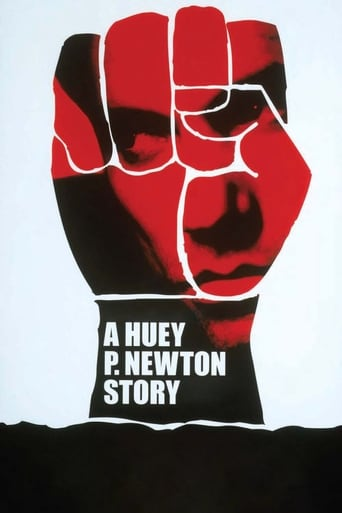 Poster of A Huey P. Newton Story