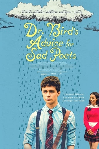 Poster of Dr. Bird's Advice for Sad Poets