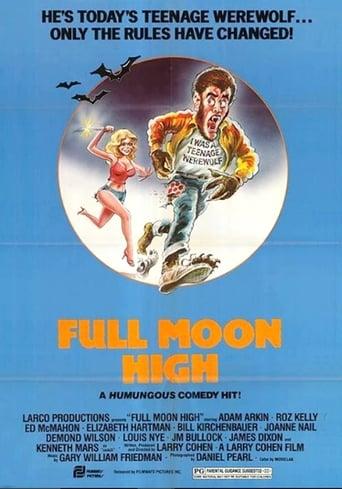 Poster of Full Moon High