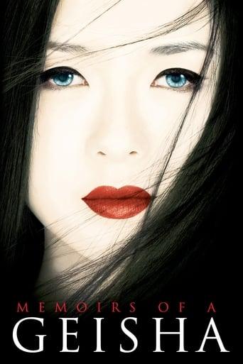 Poster of Memoirs of a Geisha